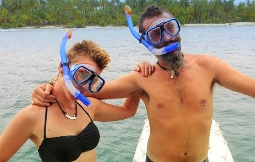 San Blas Snorkeling